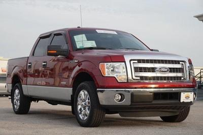 Certified 2014 Ford F-150 XLT