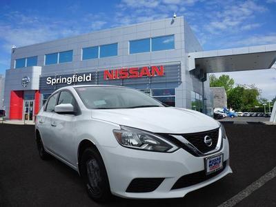 New 2017 Nissan Sentra S