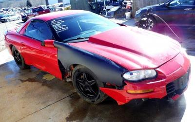 Used 1998 Chevrolet Camaro
