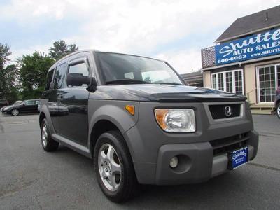 Used 2005 Honda Element LX