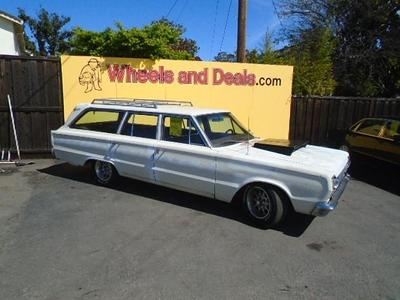Used 1966 Plymouth Satellite