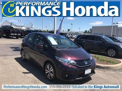 Certified 2017 Honda Fit EX-L