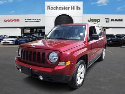 Certified 2016 Jeep Patriot Latitude