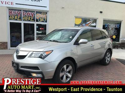Used 2012 Acura MDX 3.7L