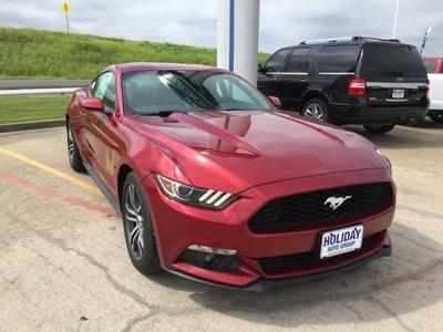 New 2017 Ford Mustang EcoBoost