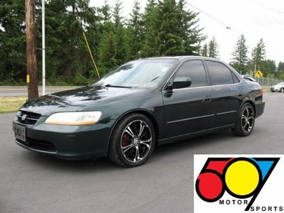 Used 1999 Honda Accord EX