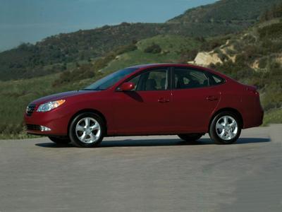 Used 2007 Hyundai Elantra GLS