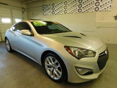 Used 2013 Hyundai Genesis Coupe 3.8 Grand Touring