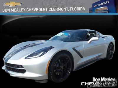 New 2017 Chevrolet Corvette Stingray Z51