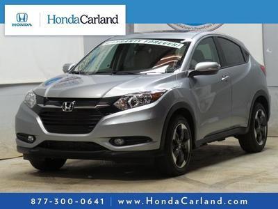 New 2018 Honda HR-V EX