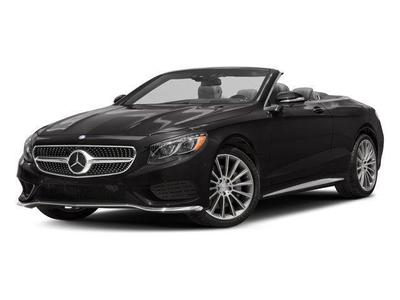 New 2017 Mercedes-Benz S550