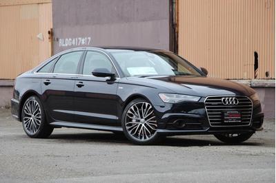 New 2018 Audi A6 3.0T Premium Plus quattro