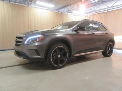 New 2017 Mercedes-Benz GLA 250 Base 4MATIC