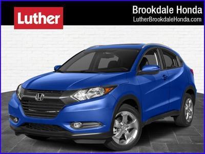 2018 Honda HR-V EX-L w/Navigation