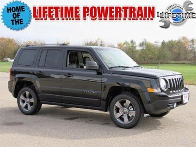 New 2017 Jeep Patriot Sport