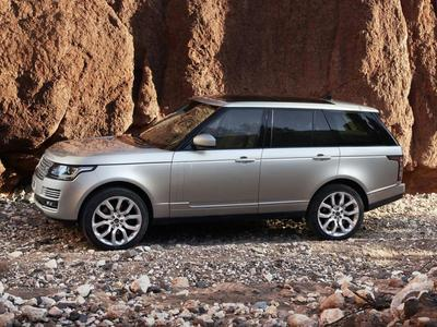 New 2017 Land Rover Range Rover 3.0L Supercharged HSE