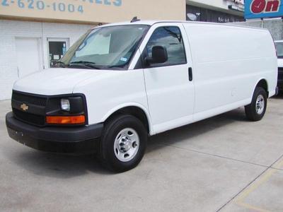 Used 2016 Chevrolet Express 2500 Work Van