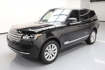 Used 2016 Land Rover Range Rover 3.0L Supercharged HSE