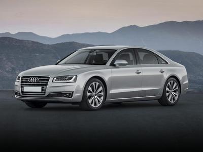 New 2017 Audi A8 L 3.0T
