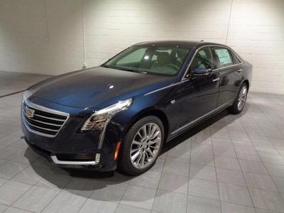 New 2017 Cadillac CT6 3.6L Luxury