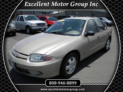 Used 2004 Chevrolet Cavalier LS