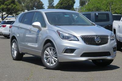 New 2017 Buick Envision Preferred