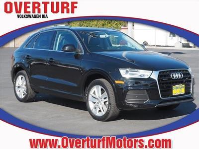 Used 2016 Audi Q3 2.0T Premium Plus quattro