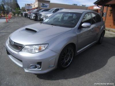 Used 2012 Subaru Impreza WRX STi Base