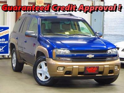 Used 2003 Chevrolet TrailBlazer LTZ