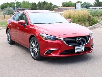 New 2016 Mazda Mazda6 i Grand Touring