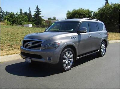Used 2014 INFINITI QX80 Base