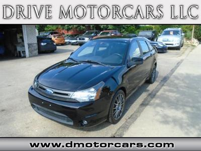 Used 2010 Ford Focus SES