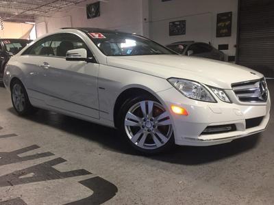 Used 2012 Mercedes-Benz E350