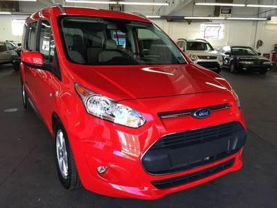Used 2016 Ford Transit Connect Titanium