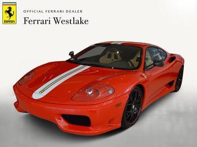 Used 2004 Ferrari Challenge Stradale