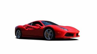 Used 2016 Ferrari 488 GTB Base