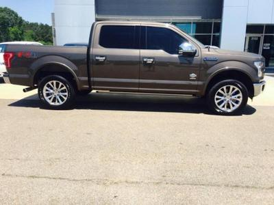 Used 2015 Ford F-150 King Ranch