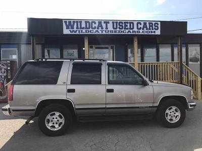 Used 1999 GMC Yukon SLT