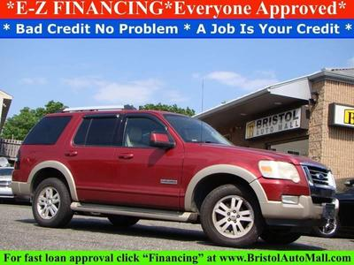 Used 2006 Ford Explorer Eddie Bauer