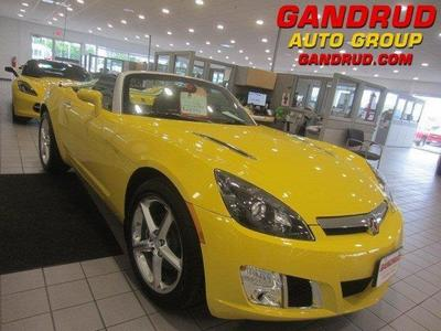 Used 2008 Saturn Sky Red Line