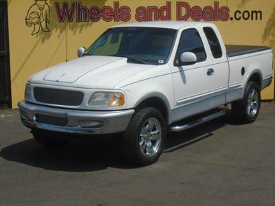Used 1997 Ford F-150 SuperCab