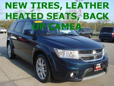 Used 2013 Dodge Journey Crew
