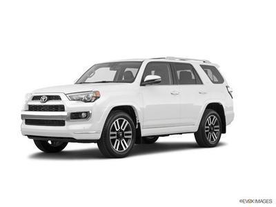 New 2017 Toyota 4Runner TRD Off Road