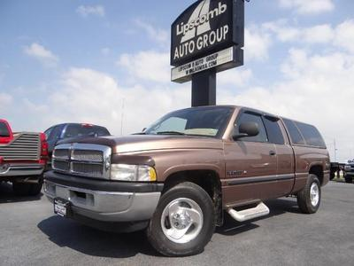 Used 2001 Dodge Ram 1500 Quad Cab