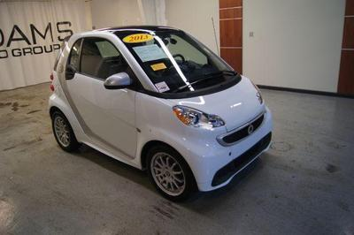 Used 2013 smart ForTwo Electric Drive passion