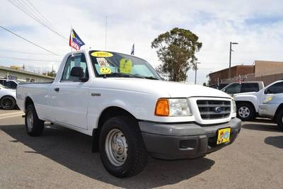 Used 2002 Ford Ranger XL