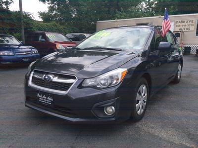 Used 2013 Subaru Impreza 2.0i