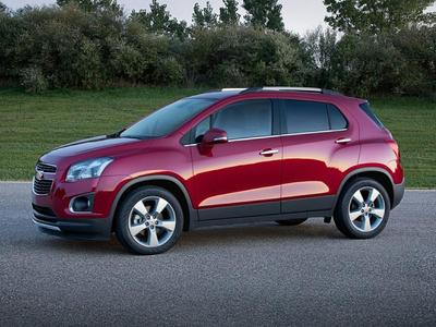 Used 2015 Chevrolet Trax LS