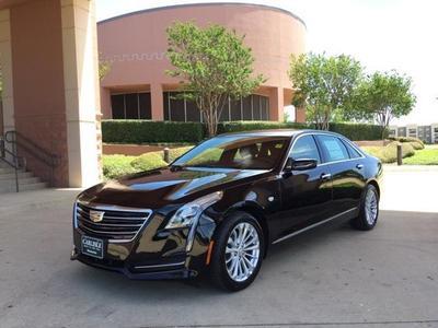 2017 Cadillac CT6 2.0L Turbo Standard