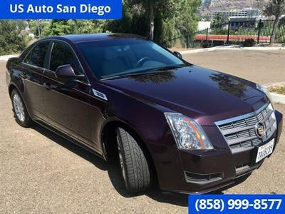 Used 2010 Cadillac CTS